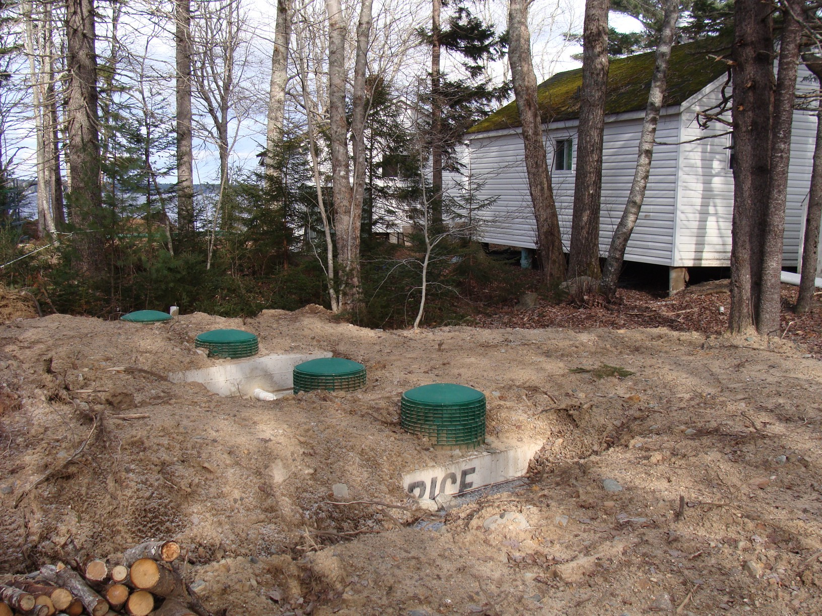 cottage septic systems septic system design installation